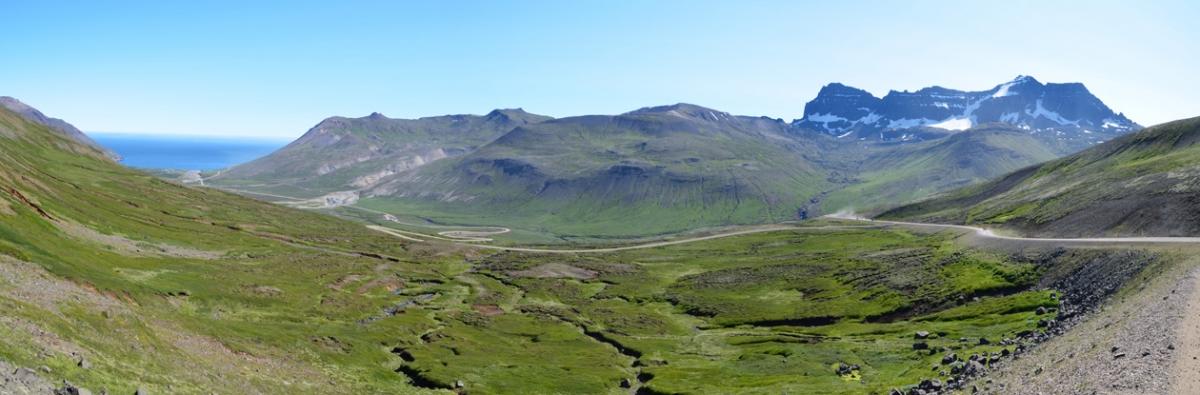 Island borgafjordur