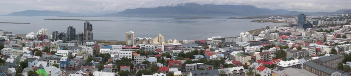 Island rekjavik-north